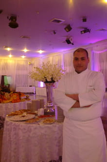 Chef Cesar Nasr